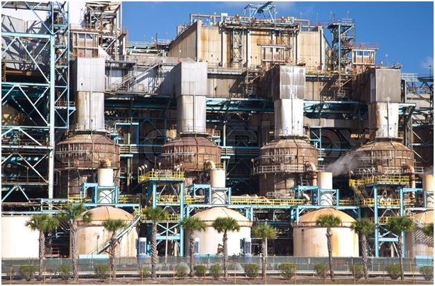 Свойства промышленных электростанций