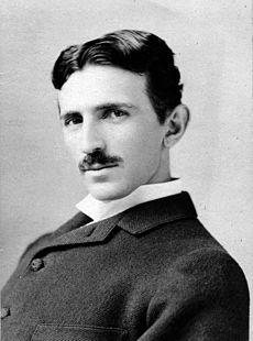 Тесла - великий изобретатель