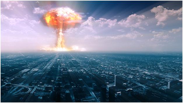 Атомная война 200 лет назад