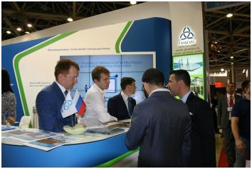 Выставка нефти в газа в Москве 2015