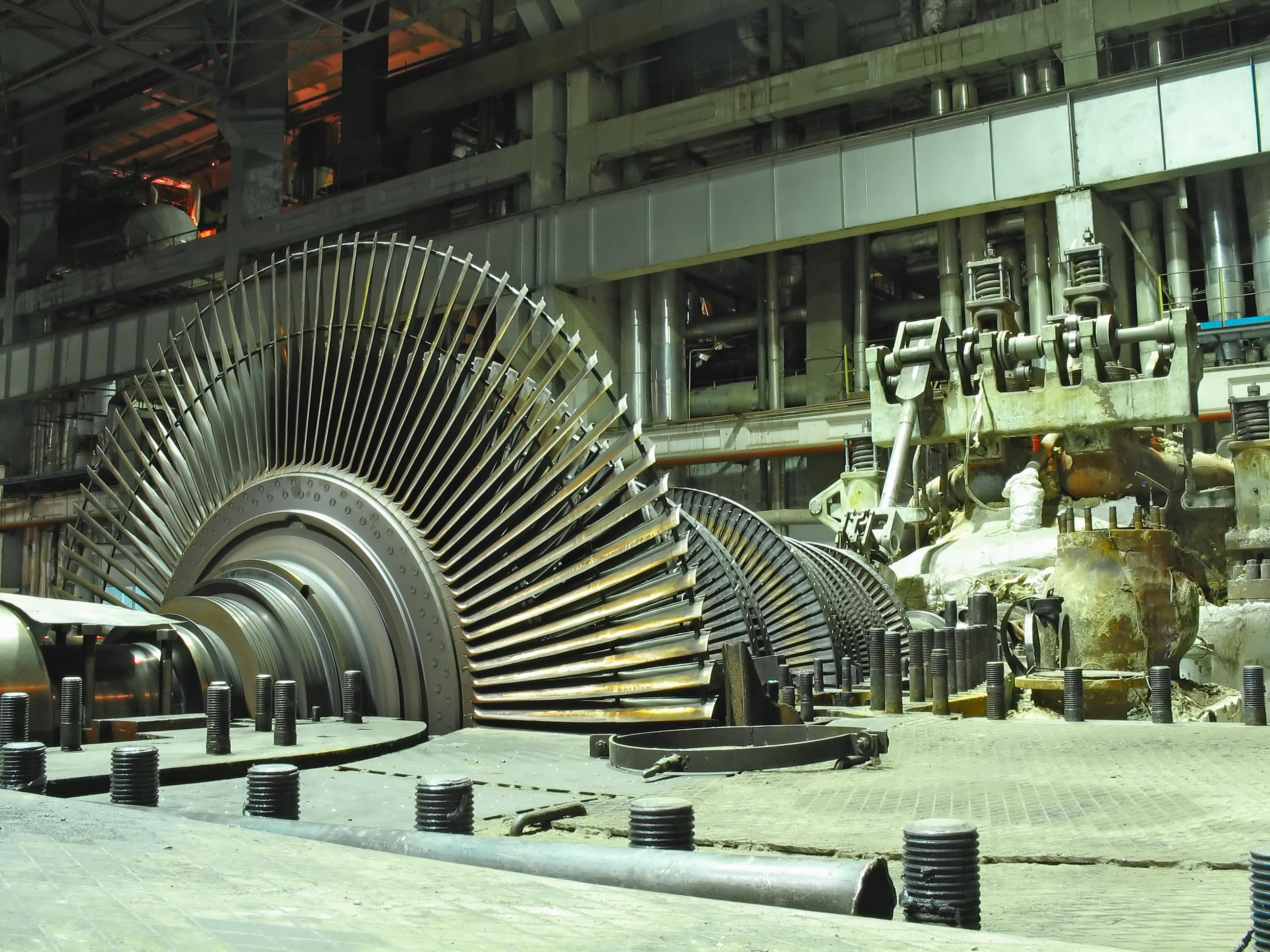 Принцип работы мини газотурбинных электростанций