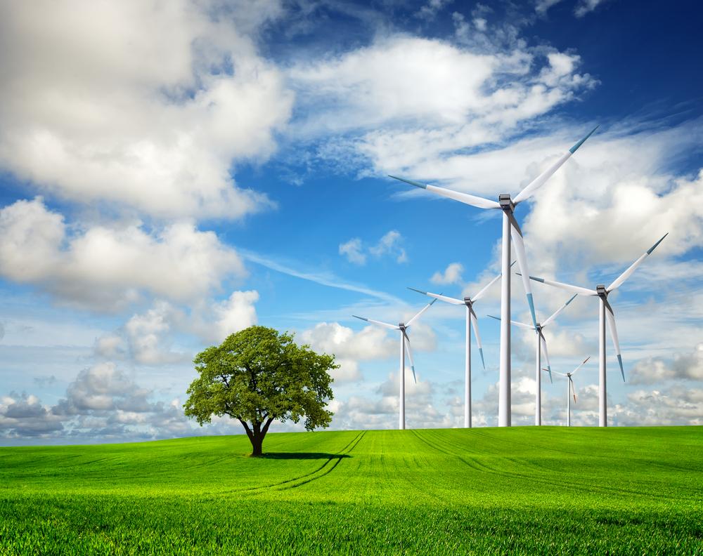 Как работает ветряная электростанция?
