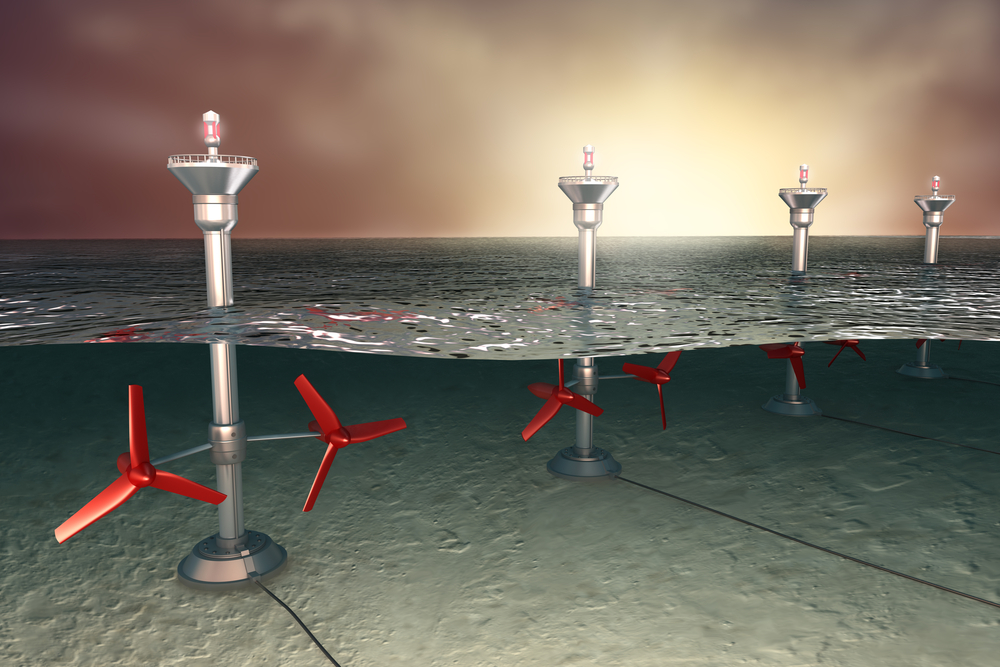 в каком регионе россии построена приливная электростанция?