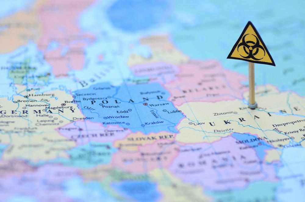 Атомные электростанции Украины