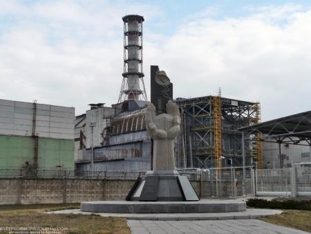 Взрыв на чернобыльской электростанции