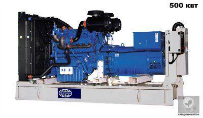 Дизельные электростанции (ДЭС) 500 квт цена