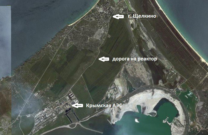 строительство электростанции в Крыму сегодня