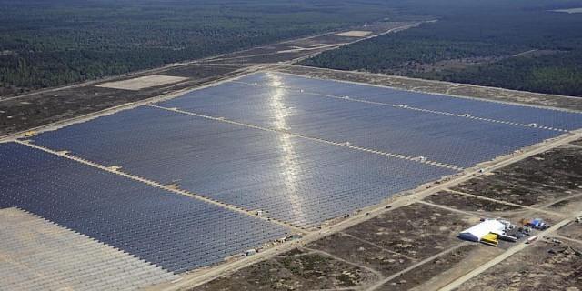 Солнечные электростанции в России список