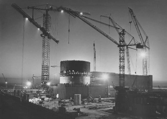строительство электростанции в крыму