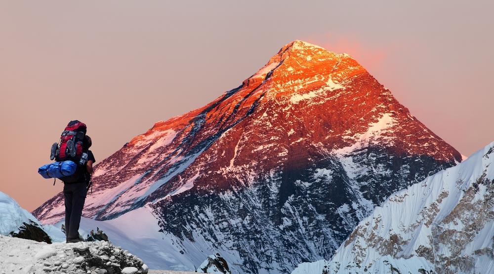 Самая высочайшая вершина Земли