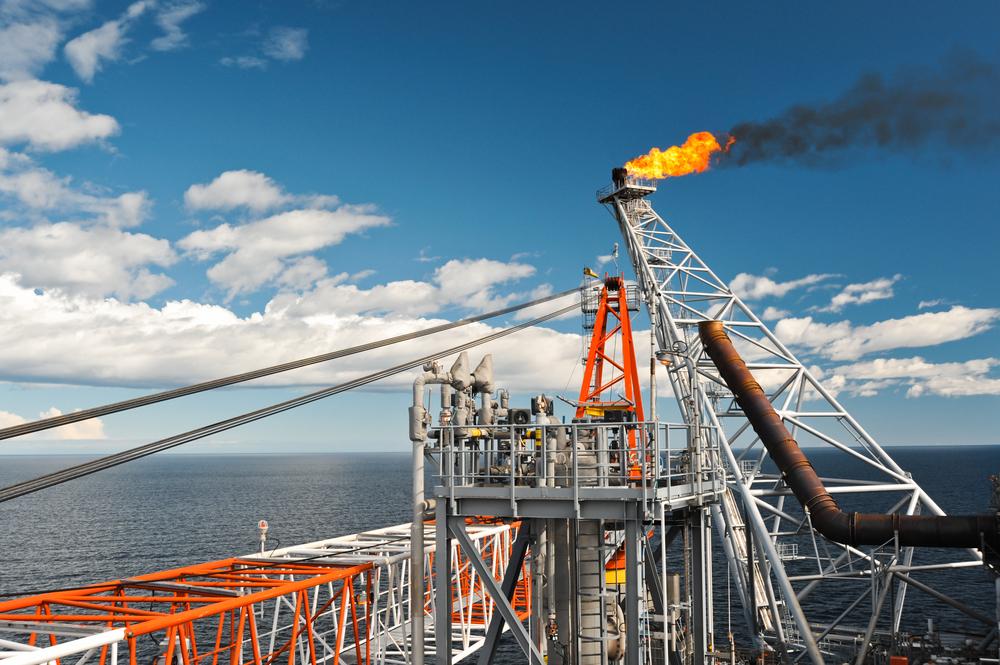 основной район добычи нефти в России
