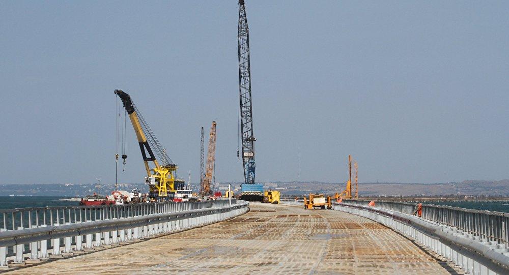 Крымский мост последние новости