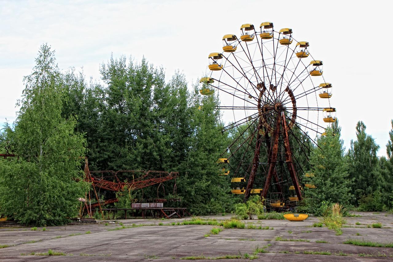 Панорамы Чернобыля виртуальная прогулка по городу катастрофы