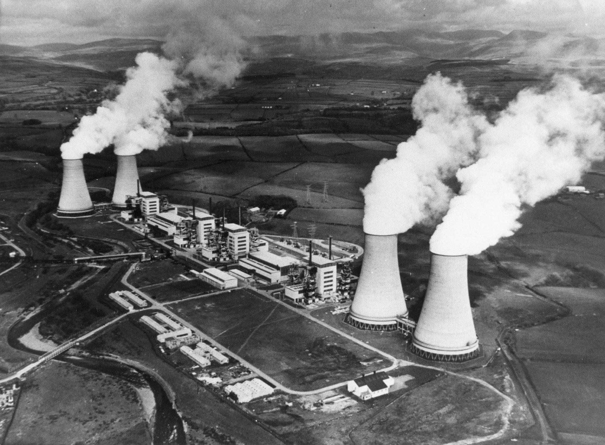 Строительство первой АЭС в РФ