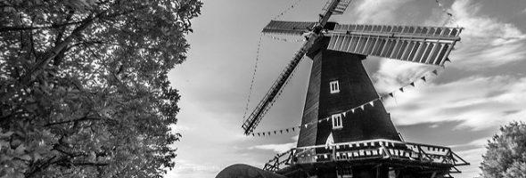 Британцы намерены оборудовать ветряными установками фонари