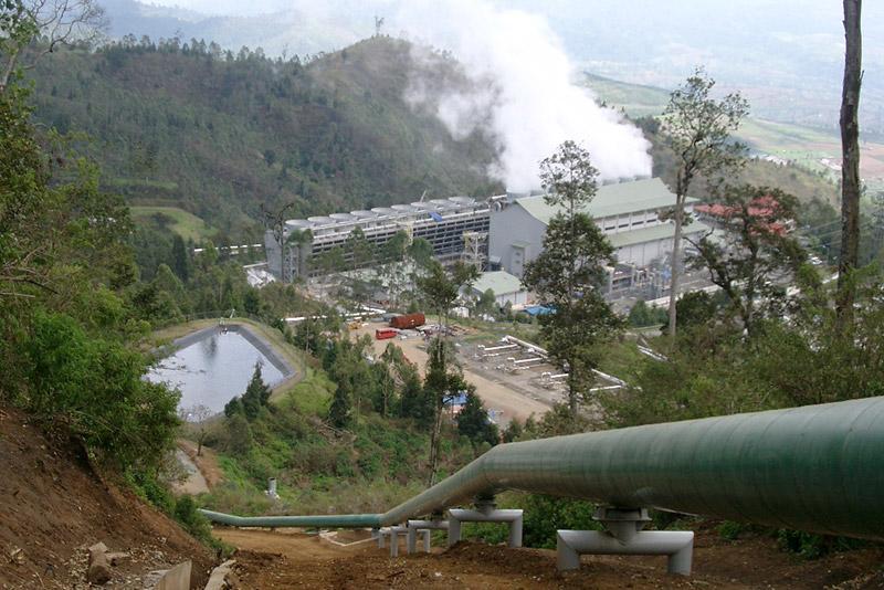 Страны использующие геотермальную энергию