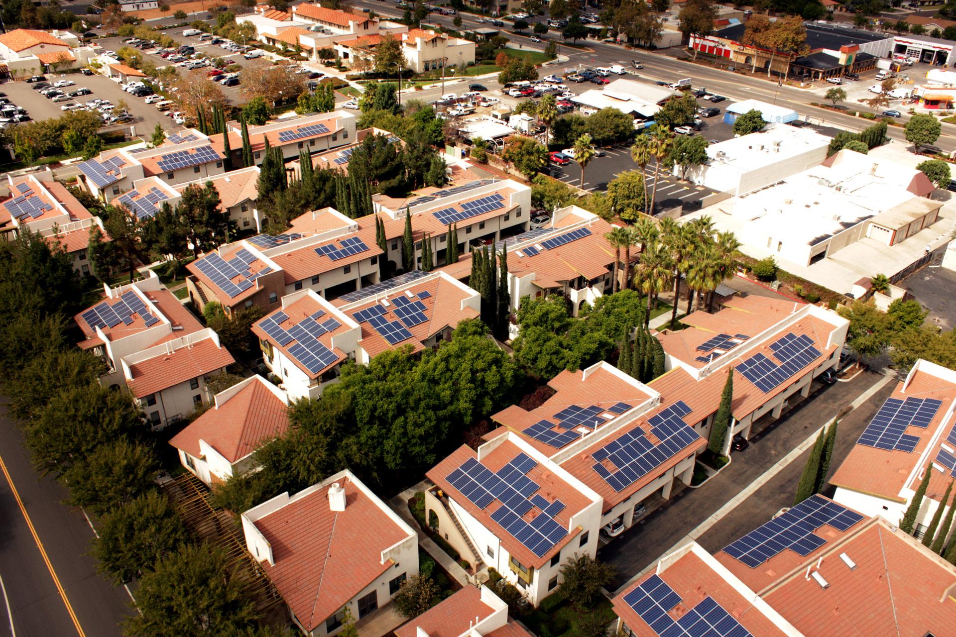 Электроэнергия в Калифорнии