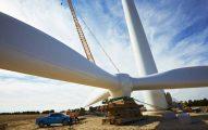 Строительство ветряного парка вУльяновской области набирает обороты