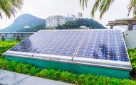 Китай занял первое место по выработке электроэнергии с помощью альтернативных источников в 2016 году