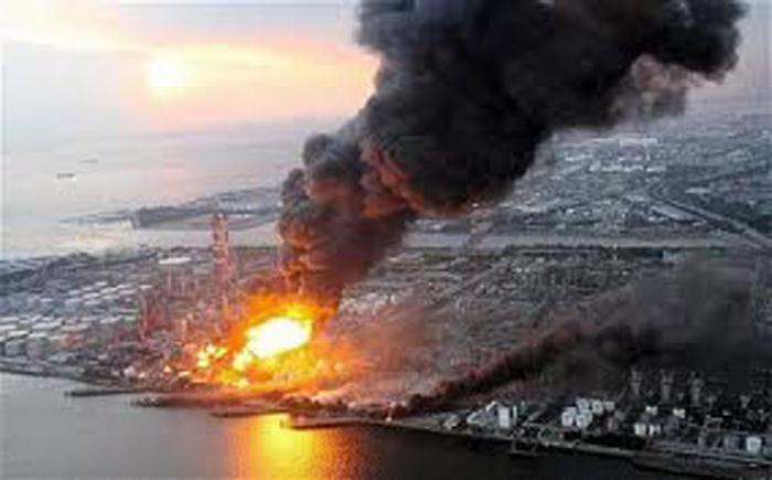 Авария на Фукусиме АЭС