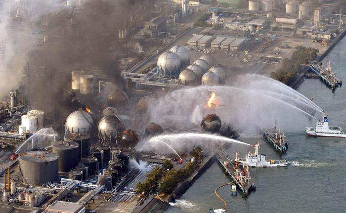 Последствия Фукусимы