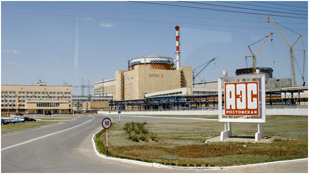 Ростовская атомная электростанция