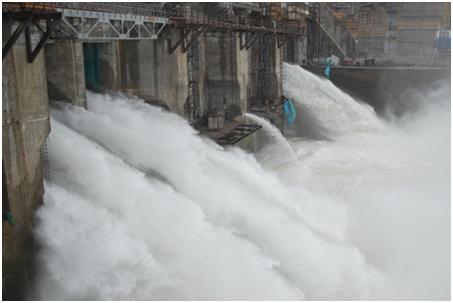 Гидроэлектростанции также воздействуют на окружающую среду