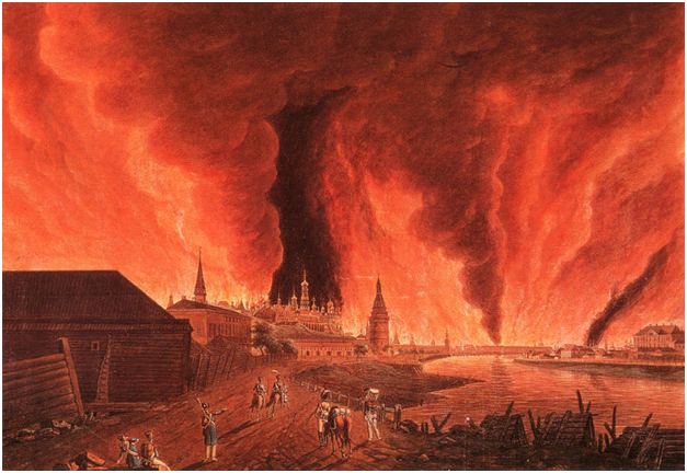 Московский пожар в 1812 году