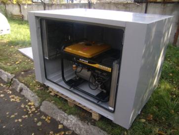 Генераторы для дома от 6 кВт до 10 кВт с автозапуском
