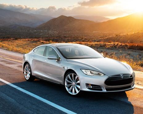 Тесла, автомобиль на электричестве