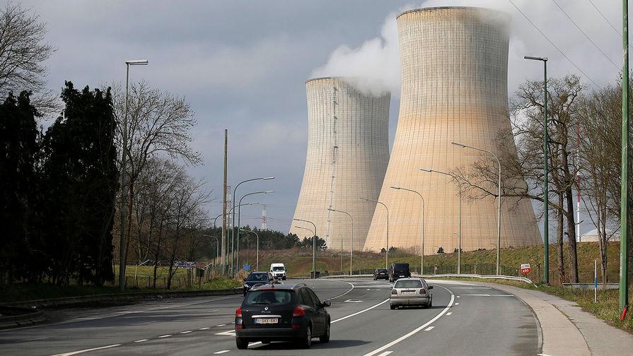 В Бельгии вновь запущен ядерный реактор