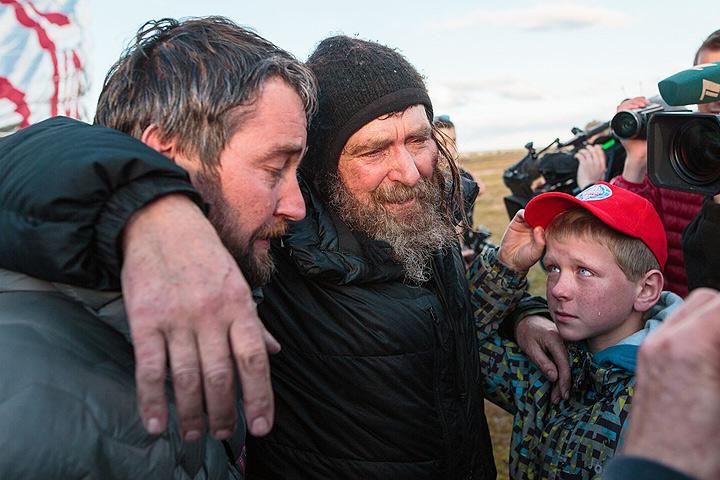 Федор Конюхов полет на воздушном шаре 2016