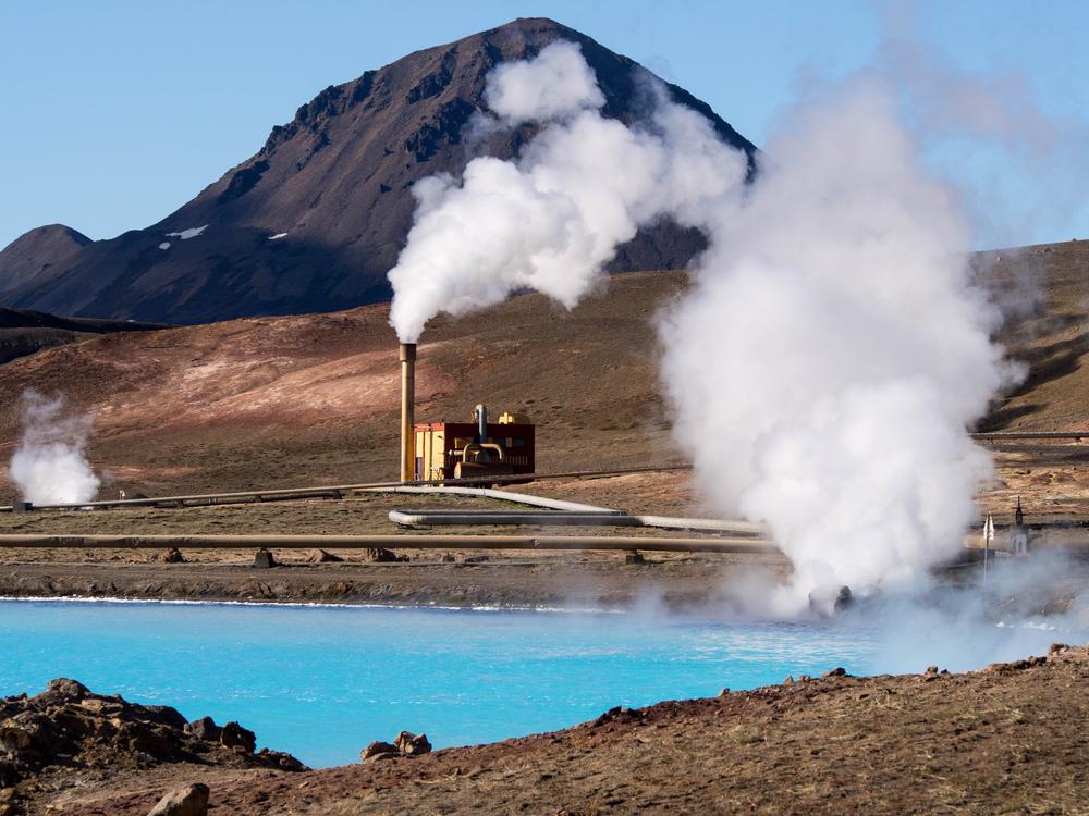 в каком регионе построены геотермальные электростанции