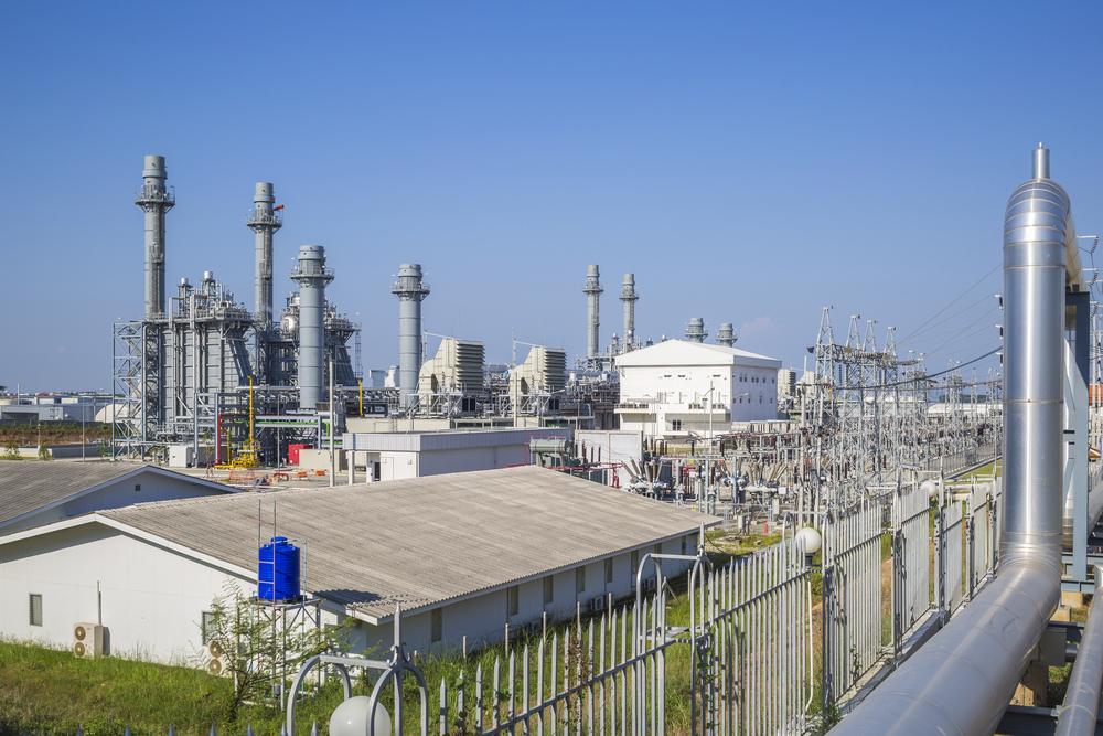 газовая тепловая электростанция проектирование