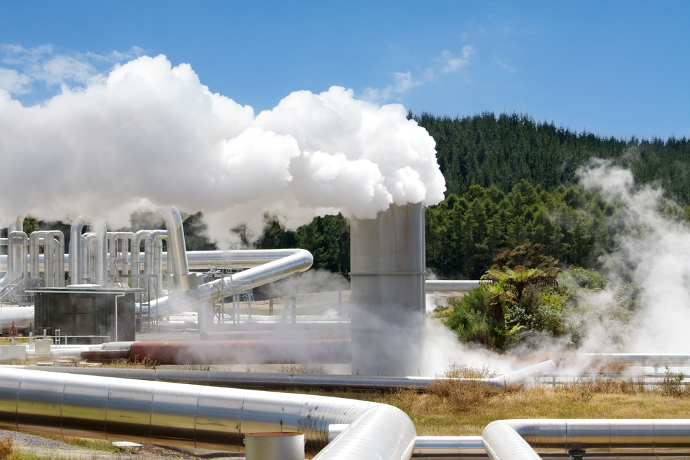 геотермальные электростанции в России действуют на