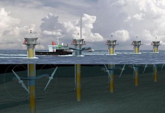 приливные электростанции плюсы и минусы принцип работы
