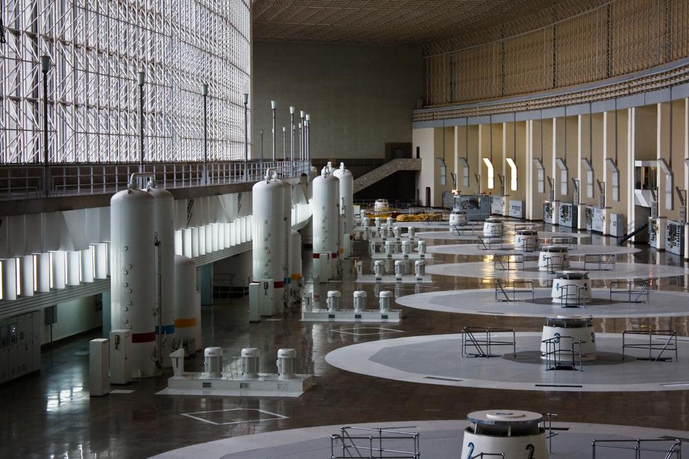 Тепловые электростанции России