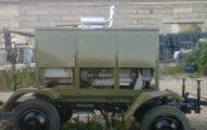 армейская электростанция