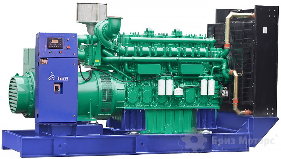 Электростанция дизельная 500 кВт цена