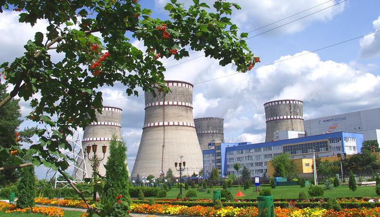 список атомных электростанции