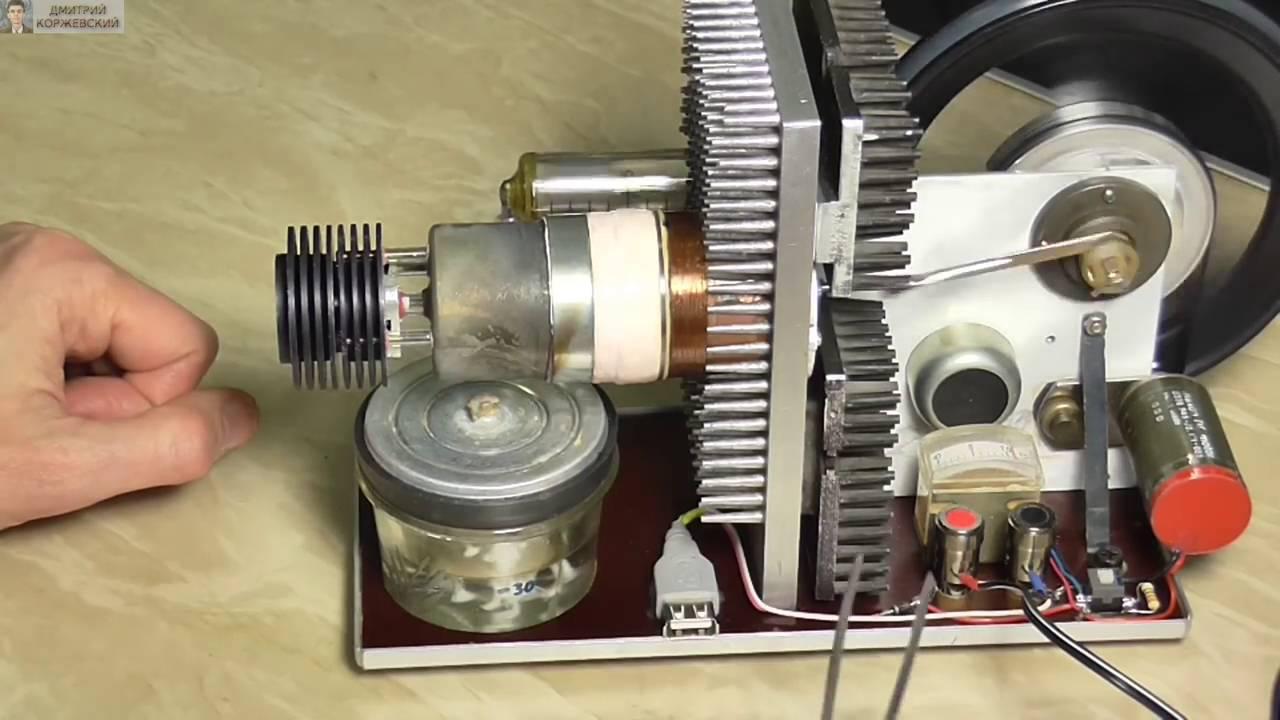 электростанция на Стирлинге (Stirling) кВт