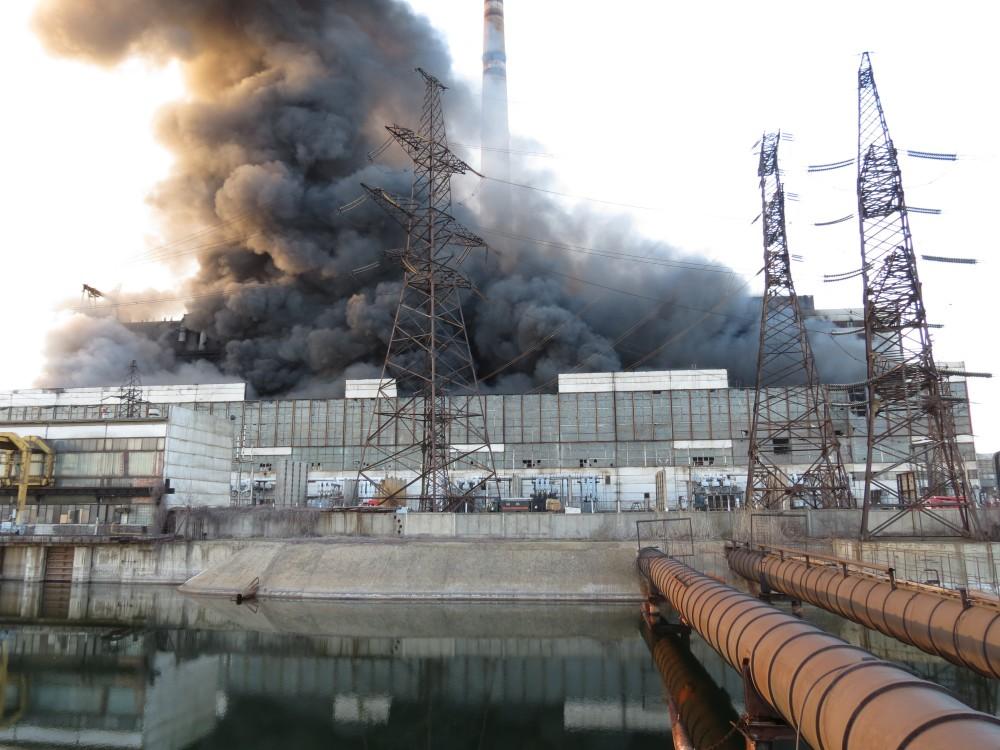 Экологические проблемы атомных электростанций кратко