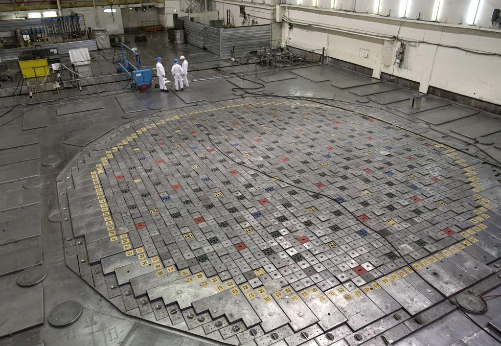 ЛАЭС Ленинградская атомная электростанция