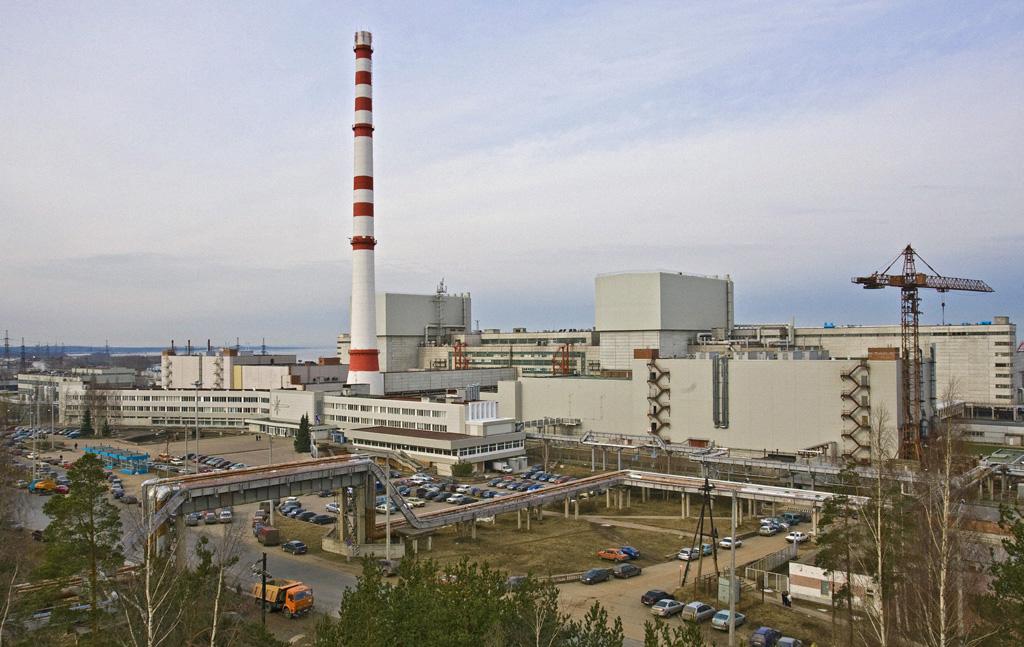 Ленинградская атомная электростанция
