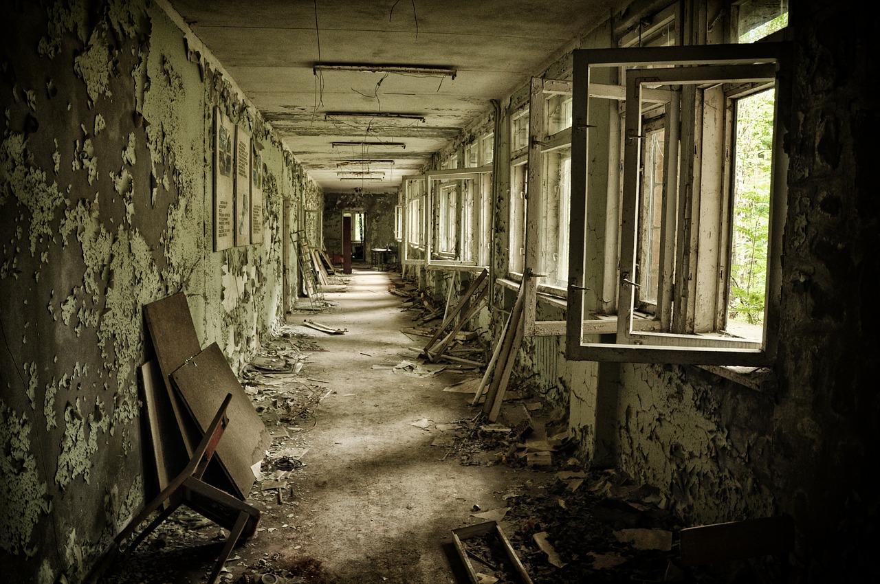 Панорамы Чернобыля виртуальная прогулка