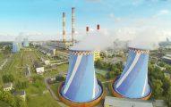 Первая электростанция в России
