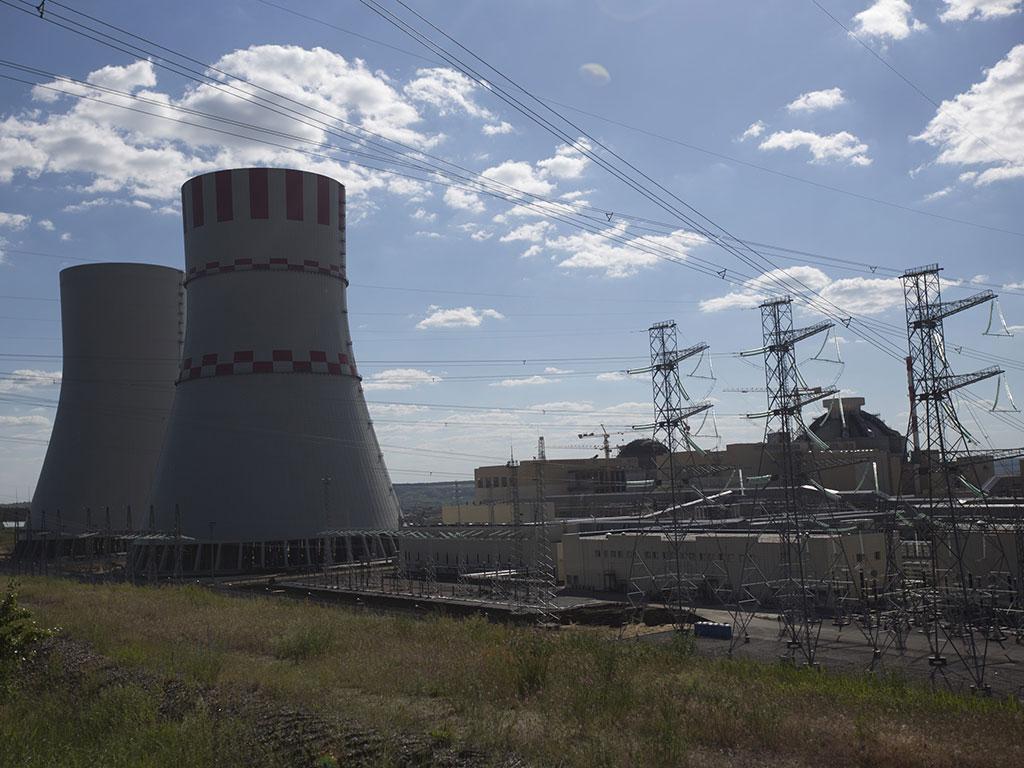 Первые электростанции в России были построены