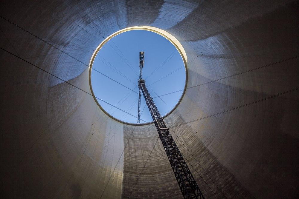 Установленная мощность электростанций России