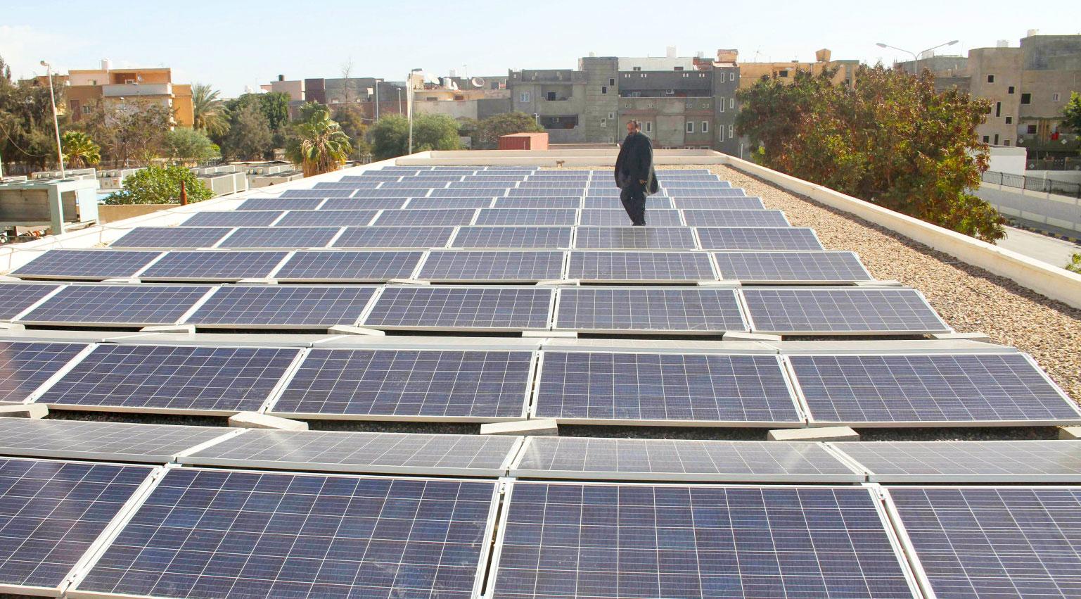 Японцы создали солнечные батареи