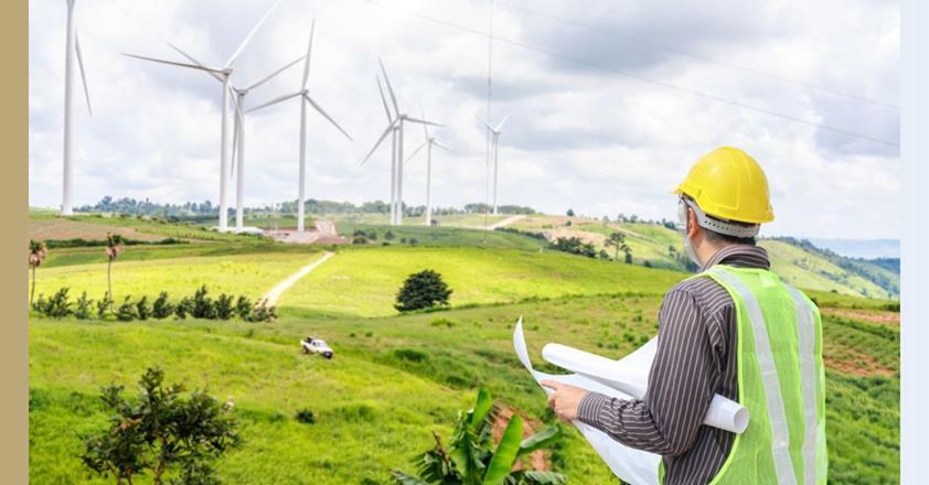 Компания Statkraft начала разработку ирландской ветряной станции